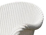 Обідній комплект Віола (стіл 4-6 стільців) твк, білий kt201020201 Стіл + 4 стільця, фото 7