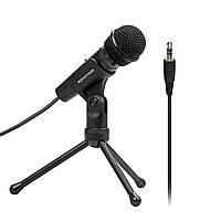 Микрофон настольный Promate Tweeter-9 Mini-jack 3.5 мм