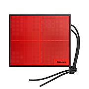 Портативная колонка беспроводная Baseus | Encok E05 Music-cube Черный/Красный (NGE05-91)