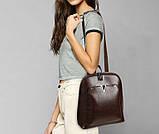 Классический женский городской рюкзак, фото 7
