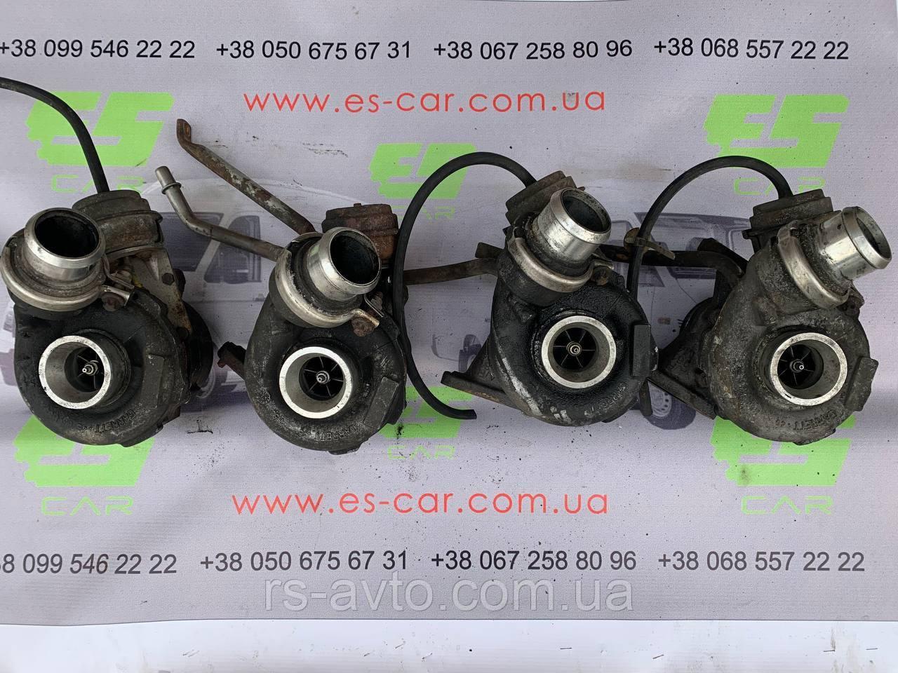 Турбіни MB Sprinter 2.2 - 2.7 CDI OM 611 - 612 00-06