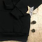 """Жіноче Худі з принтом написом / толстовка з написом """"Вінішко в студію..."""", фото 4"""