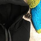 """Жіноче Худі з принтом написом / толстовка з написом """"Вінішко в студію..."""", фото 6"""