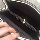 Стильная женская сумка с брелком, фото 10