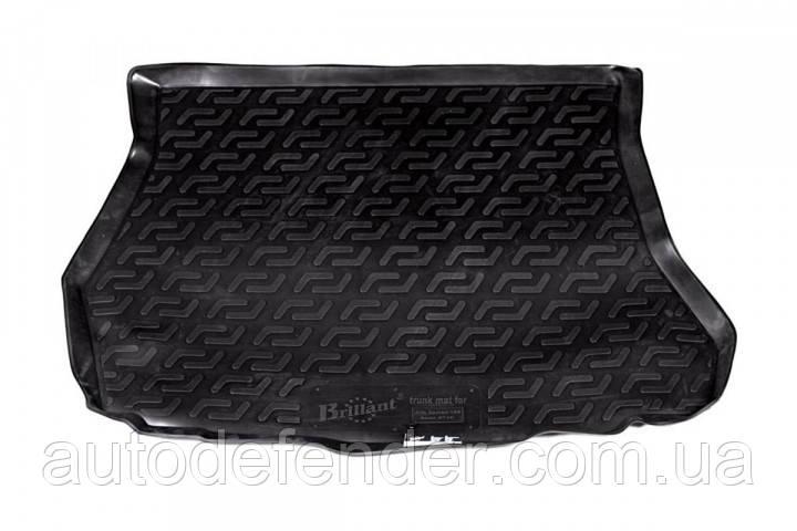 Килимок в багажник для Alfa Romeo 156 1997-2006 седан, резино/пластиковий (Lada Locker)