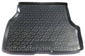 Коврик в багажник для Volkswagen Passat B3/B4 1988-96 седан, резино-пластиковый (Lada Locker)