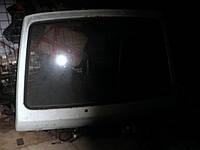 Дверь задка Таврия Б/У белого цвета. Крышка багажника ЗАЗ-1102 1102-6300020-01. Зад.дверка Tavria, фото 1