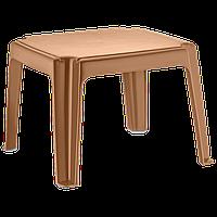 Столик для шезлонга Irak Plastik 45x45 твк