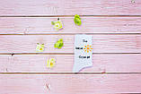 Белые котоновые носки 35-41 ORIGINAL с надписью ТИ МОЄ СОНЦЕ, фото 6