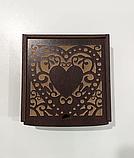 """Подставка под смартфон """"Валентинка"""" + подарочная коробка. Подарок на день св. Валентина, фото 2"""