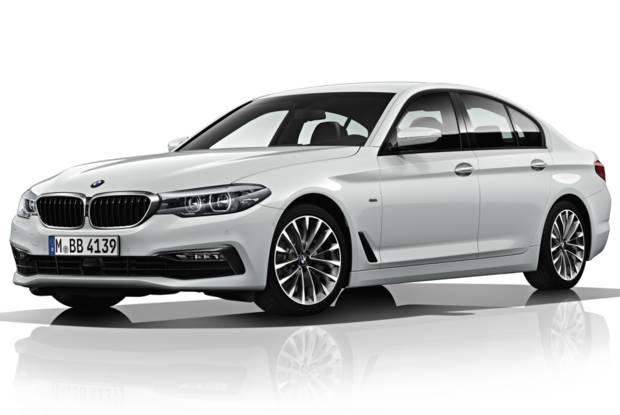 BMW 5 серия G30/31 (2017↗)