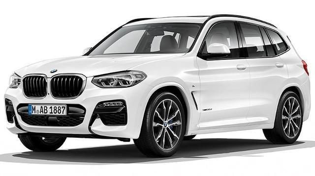 BMW X3 G01 (2018↗)