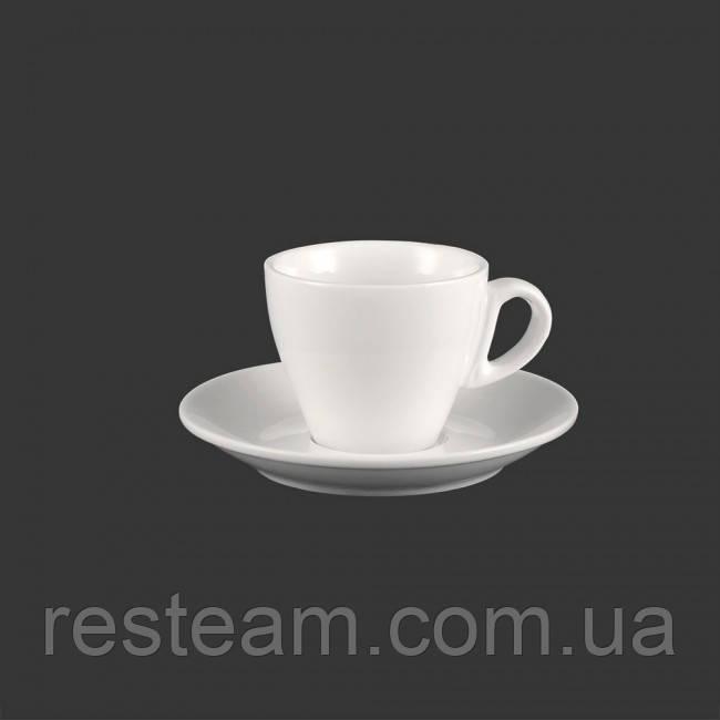 Чашка с блюдцем 75мл