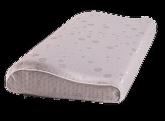 Подушка ортопедическая с эффектом памяти универсальная