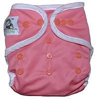 5cfcc87ea57f Многоразовый подгузник CoolaBaby Эрго наносеребро для новорожденных до 6-8  месяцев от ( 2-