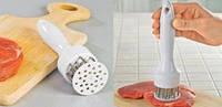 Инструмент для отбивания мяса (тендерайзер)