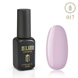 Цветная База Milano 12 Мл № 17