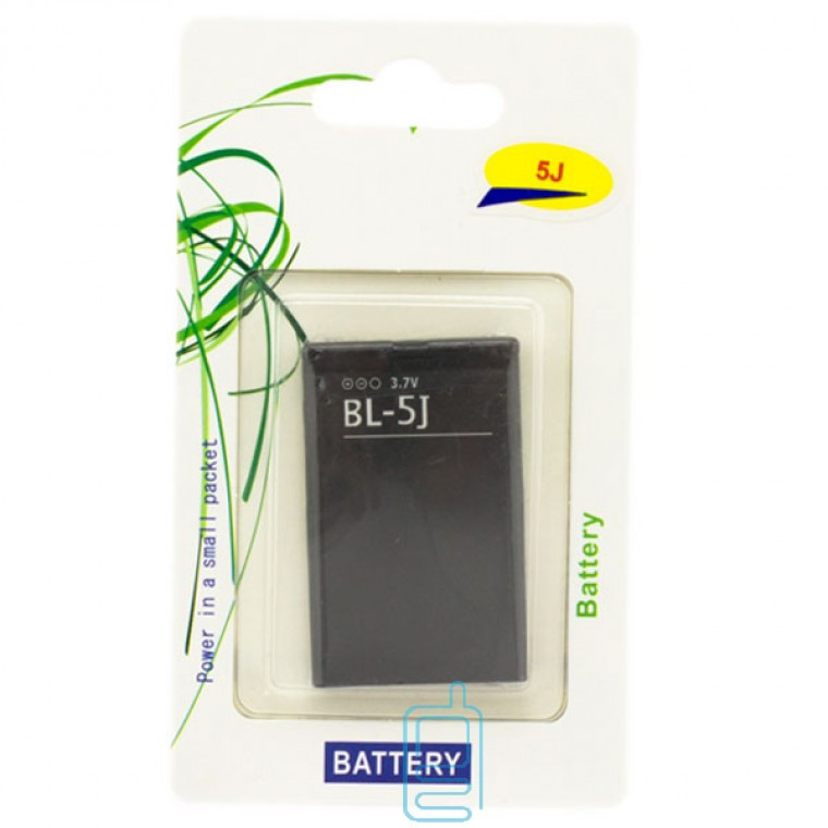Аккумулятор Nokia BL-5J 1320 mAh 5228, 5230, 5233 A класс