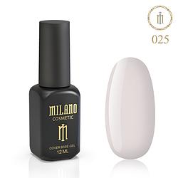 Цветная База Milano 12 Мл № 25