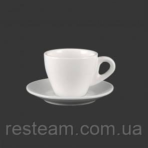 Чашка с блюдцем 200мл 0289 Hel