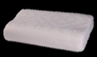 Трехслойная ортопедическая подушка с эффектом памяти