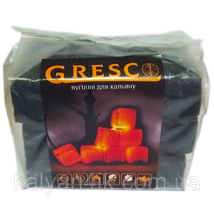 >Уголь Gresco 0,5 кг в кульке