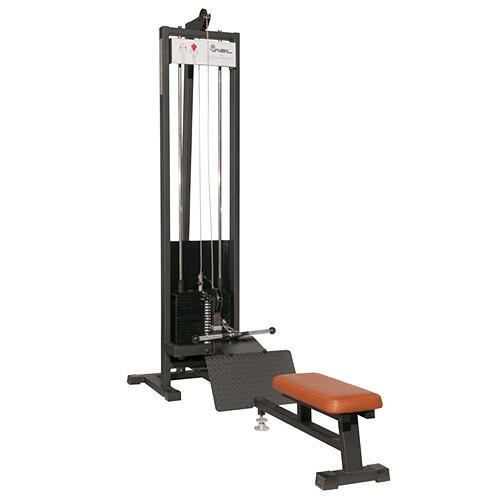 Блок для мышц спины (нижняя тяга) Vasil Gym