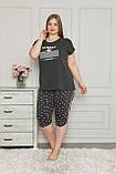 Пижама больших размеров ,Nikoletta, фото 5