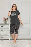 Піжама великих розмірів ,Nikoletta, фото 5
