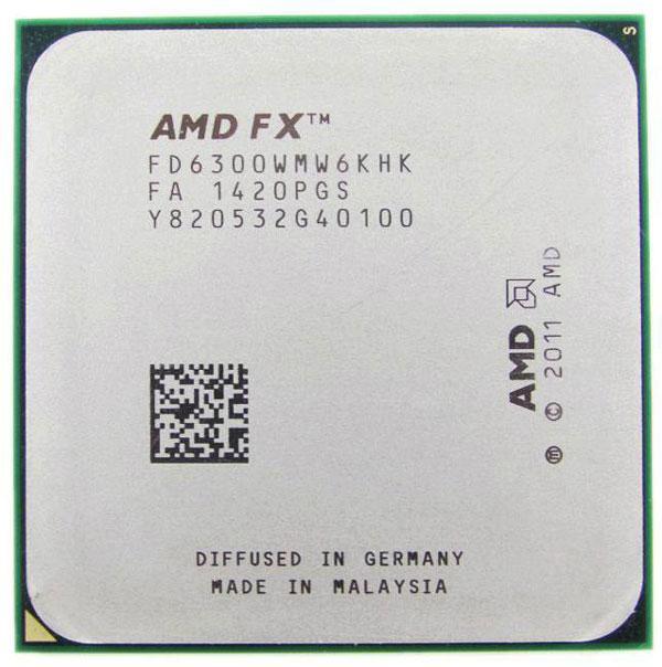 Процессор AMD FX-6300 3.5GHz (FD6300WMW6KHK) / Socket AM3+ 95W