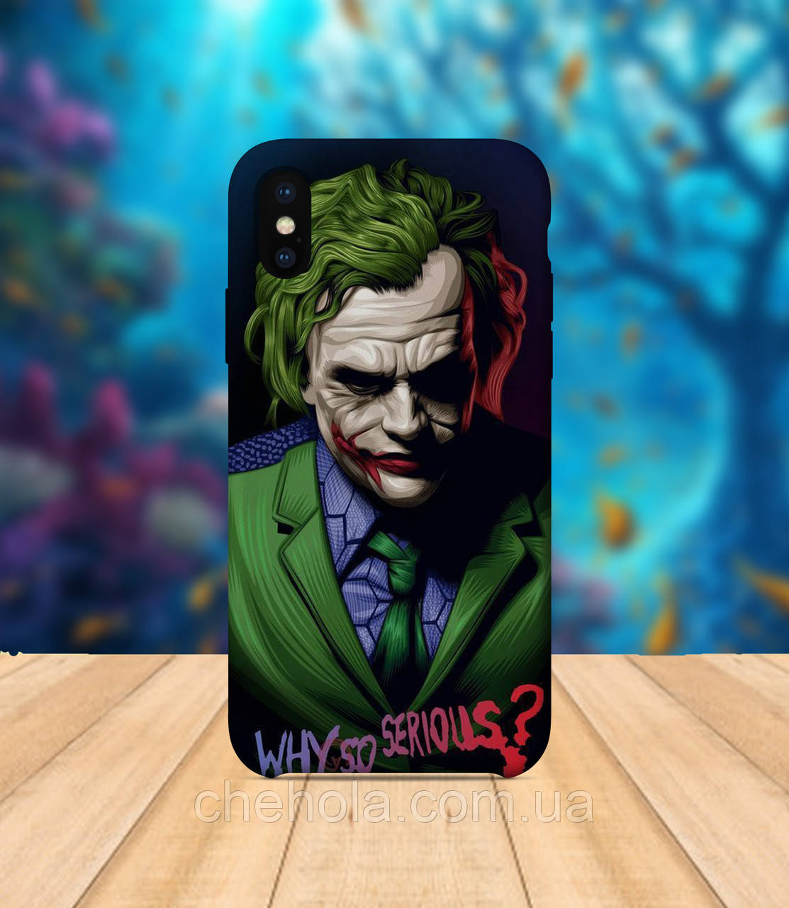 Чехол для apple iphone x XS max Джокер чехол с принтом