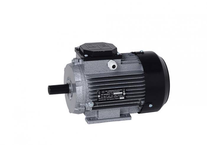 Електродвигун АИР71А4У2 (0,55 кВт, 1383 об/хв., 380 В, лапи)