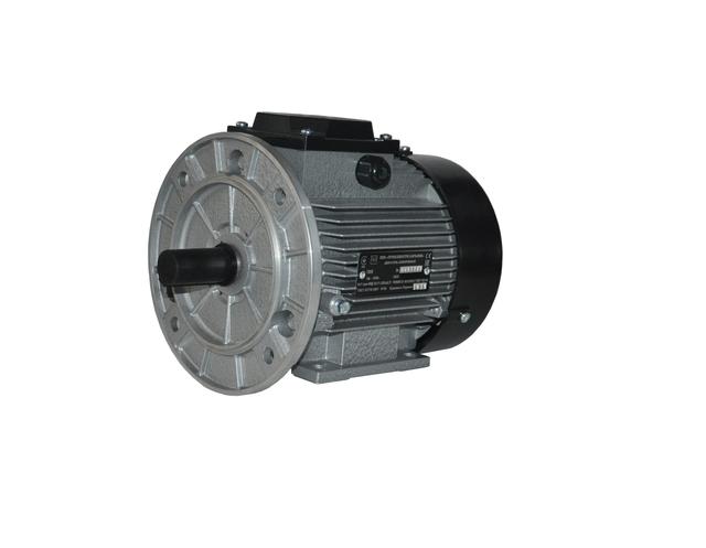 Електродвигун АИР71В4У2 (0,75 кВт, 1404 об/хв., 380 В, лапи/фланець)