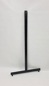 Рейка-опора h1.48 двурядная, островная металлик(закр.)