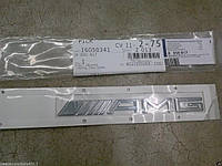 Mercedes CLS W218 W 218 2010-16 значок эмблема шильдик надпись AMG (новый образец) новый оригинал