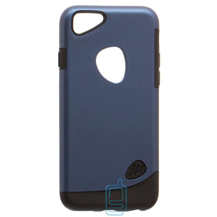 Чехол-накладка Motomo X4 Apple iPhone 6, 6S синий