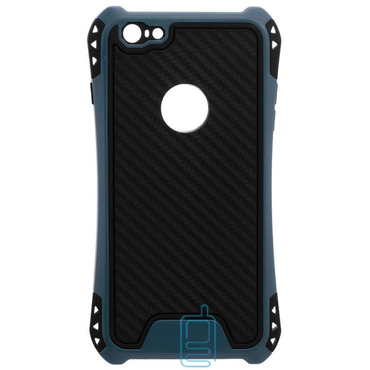 Чехол силиконовый WUW X1 Apple iPhone 6 Plus, 6S Plus синий