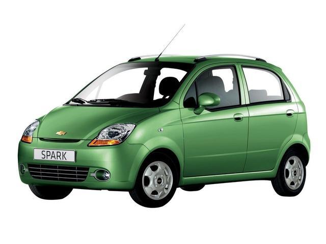 Chevrolet Spark 2004-2009 гг.