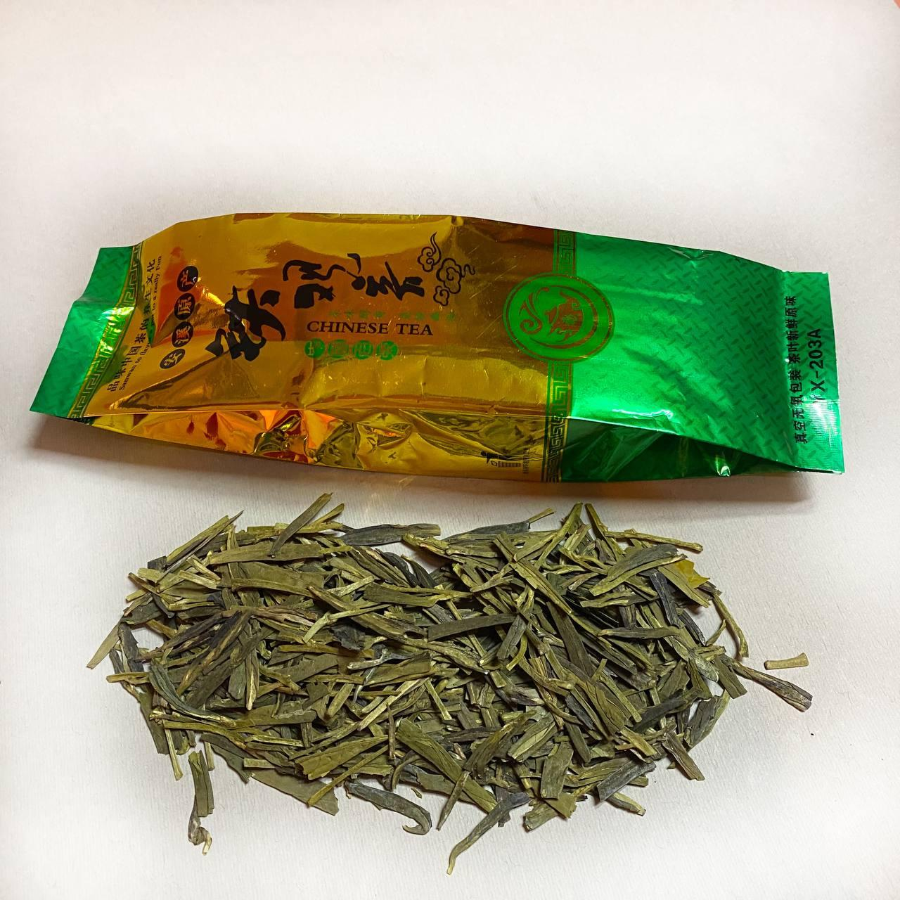 Лунцзин элитный Высший сорт 50 грамм
