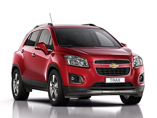 Chevrolet Trax 2012↗ гг.