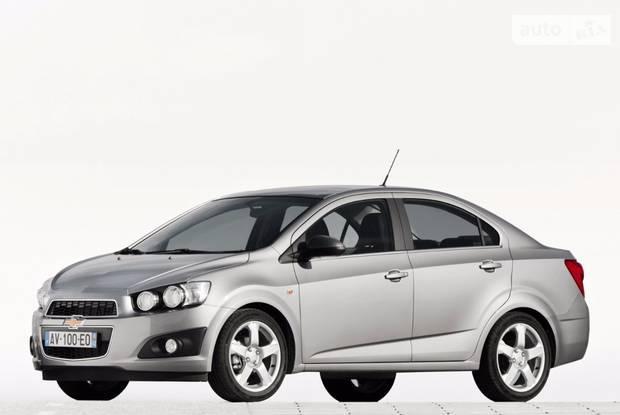 Chevrolet Aveo T300 2011↗ гг.