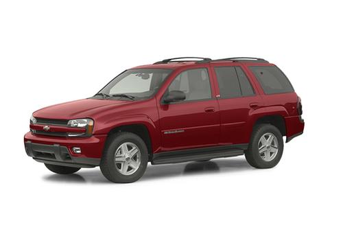Chevrolet Trailblazer 2002↗ гг.