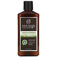 Уплотняющий лечебный кондиционер для жирной кожи головы Petal Fresh, Спасение волос, 355 мл