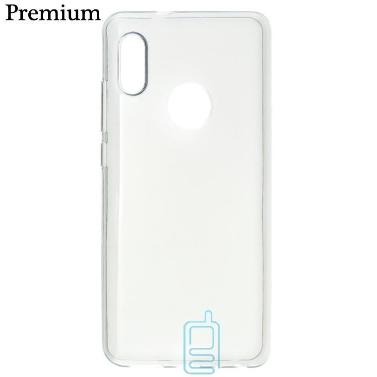 Чехол силиконовый Premium Xiaomi Redmi Note 5, Redmi Note 5 Pro затемненный