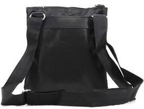 Мужская сумка через плечо тканевая черная Wallaby 1331942879, фото 2