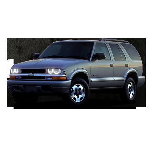 Chevrolet Blazer 1995-2005 гг.