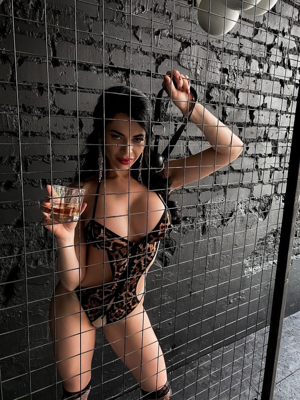 Сексуальное леопардовое боди с вырезами в интимной зоне