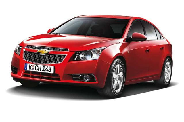 Chevrolet Cruze 2009↗ гг.