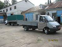 Подовження рами вантажних авто