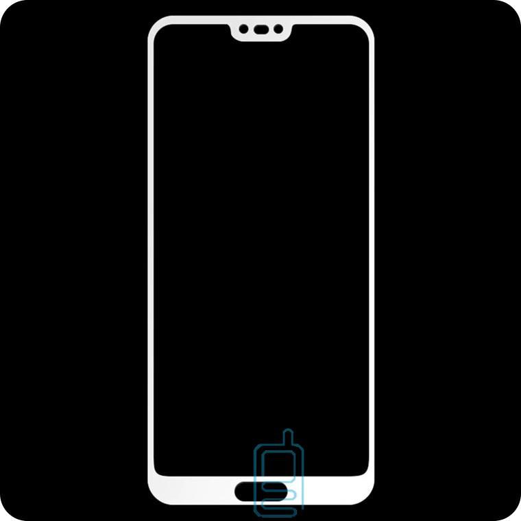 Защитное стекло Full Screen Huawei Honor 10 white тех.пакет